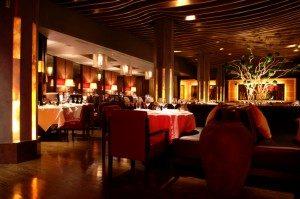 Restaurant Wood Flooring