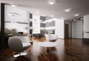 Real Hardwood Floor