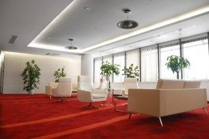 Clean Commercial Carpet