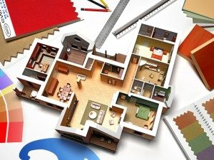 New Building Layout Design